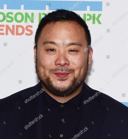 Stock Photo of David Chang