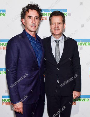 Editorial photo of Hudson River Park Gala, Arrivals, New York, USA - 17 Oct 2019