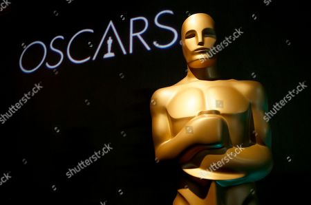 An Oscar statue appears at the 91st Academy Awards Nominees Luncheon in Beverly Hills, Calif. An animated film about Grendel, a drama about a transgender woman and a documentary about a girl finding her birth parents in China are among the Student Academy Awards gold medal winners. The Academy of Motion Picture Arts and Sciences held the 46th edition of the event Thursday night, Oct. 17, 2019, in Beverly Hills. The awards spotlight emerging student filmmaking talent. Notable alumni include Pete Docter, Cary Fukunaga and Spike Lee