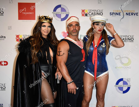 Editorial photo of Fright Nights Halloween costume party, The Coconut Creek Casino, USA - 17 Oct 2019