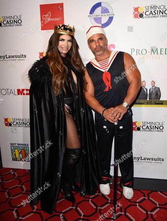 Teresa Giudice and Joe Gorga