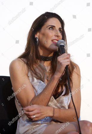 Stock Picture of Mia Schaikewitz