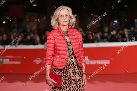 The film producer Marina Cicogna