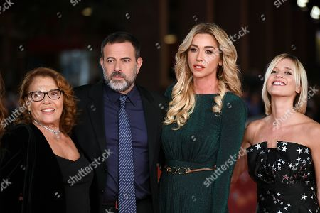 Editorial photo of 'Motherless Brooklyn' film premiere, Rome Film Festival, Italy - 17 Oct 2019