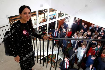 Editorial picture of Gibraltar general election 2019: Fabian Picardo wins third term, Spain - 18 Oct 2019