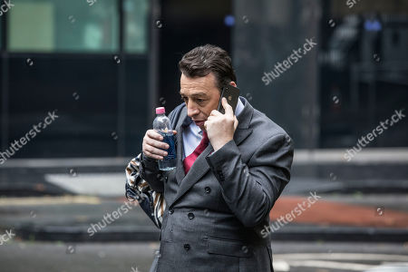 Editorial photo of Tommy Wright, Dax Price and Giuseppe 'Pino' Pagliara bribery trial, Southwark Crown Court, London, UK - 17 Oct 2019