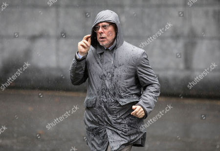 Editorial image of Tommy Wright, Dax Price and Giuseppe 'Pino' Pagliara bribery trial, Southwark Crown Court, London, UK - 17 Oct 2019