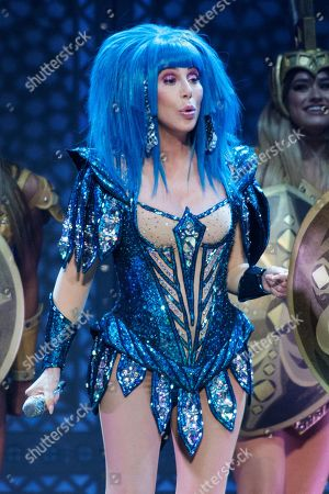 Stock Photo of Cher