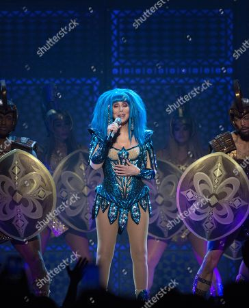 Stock Image of Cher