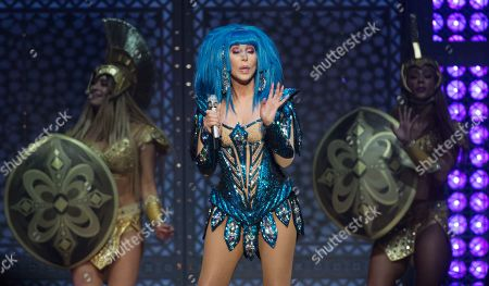 Stock Picture of Cher