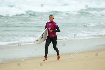 Editorial photo of Surfing WSL - MEO Rip Curl Pro Portugal 2019, Peniche - 18 Oct 2019