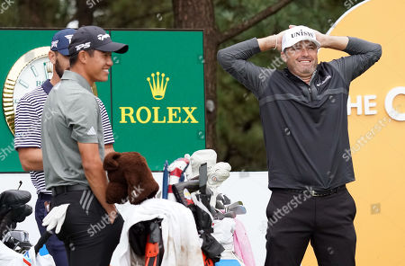Ryan Palmer (USA), Collin Mrikawa (USA)