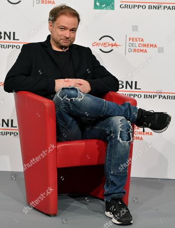 Andre' Ovredal poses during the photocall for 'Scary Stories to Tell in the Dark' at the 14th annual Rome Film Festival, in Rome, Italy, 18 October 2019. The film festival runs from 17 to 27 October.