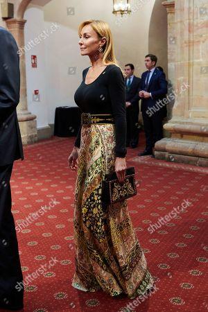 Editorial photo of Princess of Asturias Awards, Oviedo, Spain  - 18 Oct 2019