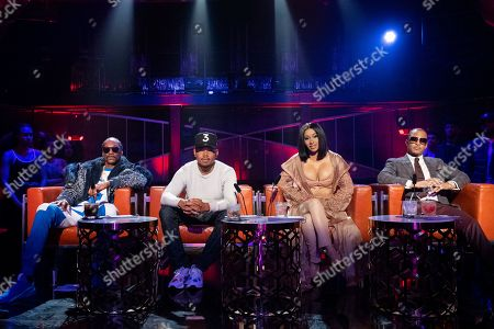 Snoop Dogg, Chance The Rapper, Cardi B and T I.