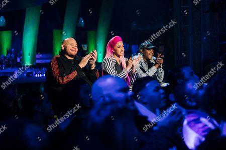Fat Joe, Cardi B and Jadakiss
