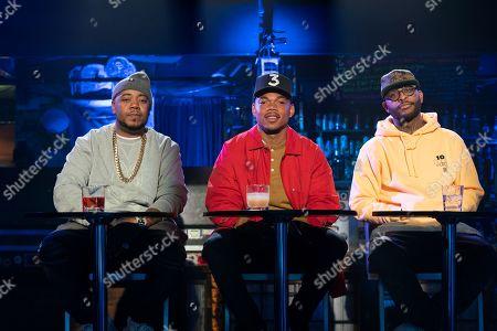 Editorial photo of Rhythm + Flow TV Show Season 1 - 2019