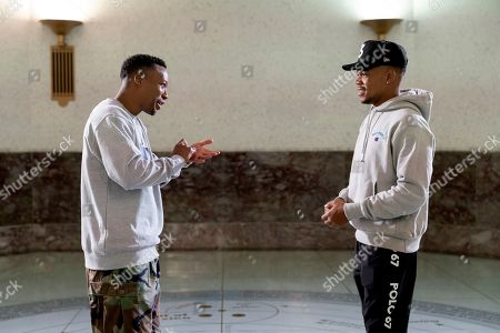 Lupe Fiasco and Chance The Rapper