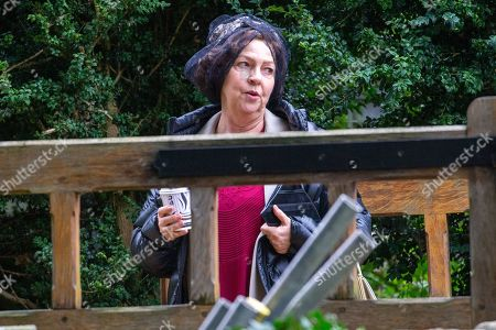 Stock Picture of Tessa Peake-Jones