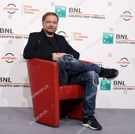 Editorial image of 'Scary Stories to Tell in the Dark' photocall, Rome Film Festival, Italy - 18 Oct 2019