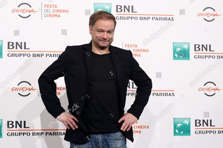 Editorial picture of 'Scary Stories to Tell in the Dark' photocall, Rome Film Festival, Italy - 18 Oct 2019
