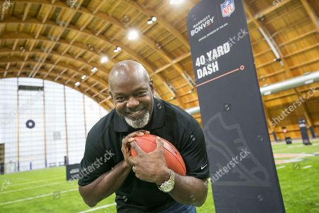 Editorial image of Marriott Bonvoy NFL Masterclass Chicago, Lake Forest, USA - 17 Oct 2019