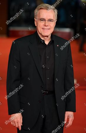 Nigel Sinclair arrives for the screening of 'Pavarotti' at the 14th annual Rome Film Festival, in Rome, Italy, 18 October 2019. The film festival runs from 17 to 27 October 2019.