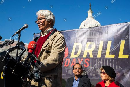 Editorial picture of Climate Protest Fonda, Washington, USA - 18 Oct 2019