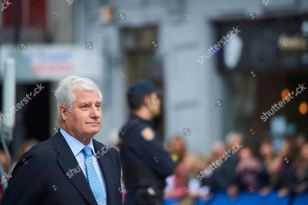 Editorial picture of Princess of Asturias Awards, Arrivals, Oviedo, Spain - 18 Oct 2019