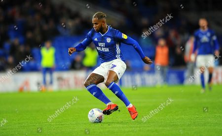 Leandro Bacuna of Cardiff City in action- Mandatory by-line: Nizaam Jones/JMP