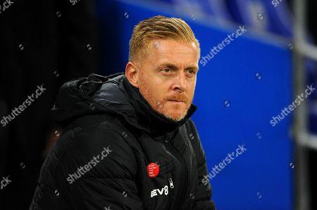 Sheffield Wednesday manager Gary Monk looks on- Mandatory by-line: Nizaam Jones/JMP