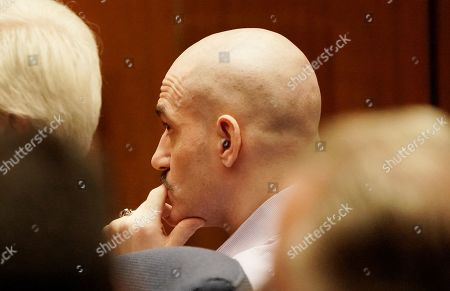Editorial picture of Jurors recommend death sentence for 'Hollywood Ripper', Los Angeles, Usa - 18 Oct 2019