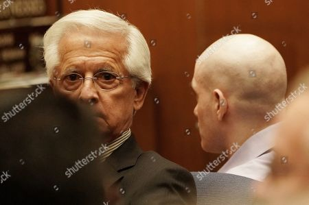 Editorial photo of Jurors recommend death sentence for 'Hollywood Ripper', Los Angeles, Usa - 18 Oct 2019