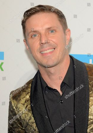 Stock Picture of Jake Shears