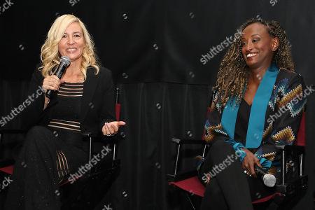 Barbara Miller (Writer, Director) and Leyla Hussein