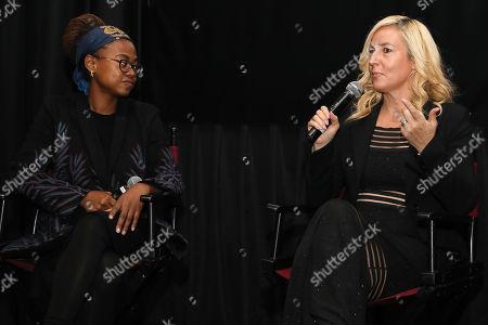 Jamia Wilson and Barbara Miller (Writer, Director)