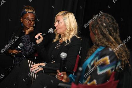 "Editorial photo of NY Premiere of ""#FEMALE PLEASURE"", USA - 18 Oct 2019"