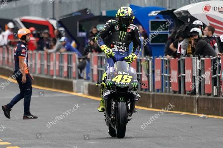 Editorial photo of Japan Motorcycling Grand Prix, Motegi - 19 Oct 2019