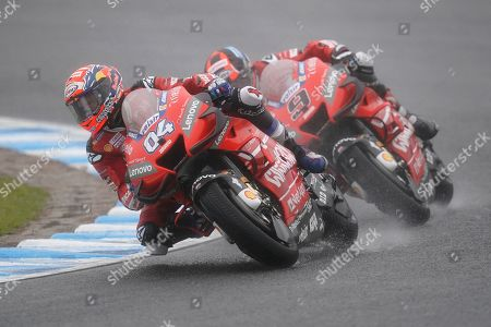 Editorial picture of Japan Motorcycling Grand Prix, Motegi - 19 Oct 2019