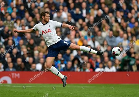 Jan Vertonghen of Tottenham Hotspur