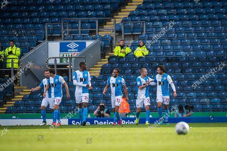 Editorial image of Blackburn Rovers v Huddersfield Town, EFL Sky Bet Championship - 19 Oct 2019