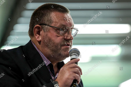 Sean Campion, Carlow County board chairman during the discussion of Motion 1
