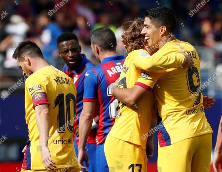 Editorial image of SD Eibar vs FC Barcelona, Spain - 19 Oct 2019