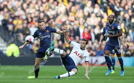 Editorial image of Tottenham Hotspur v Watford, UK - 19 Oct 2019