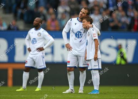 Editorial picture of Football: Farewell game for Rafael van der Vaart, Hamburger SV, Germany - 12 Oct 2019