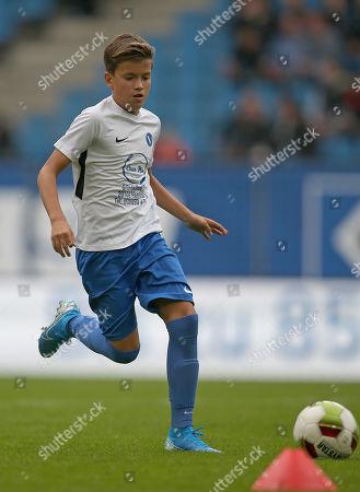 Editorial image of Football: Farewell game for Rafael van der Vaart, Hamburger SV, Germany - 12 Oct 2019