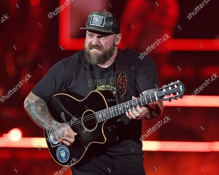 Stock Picture of Zac Brown