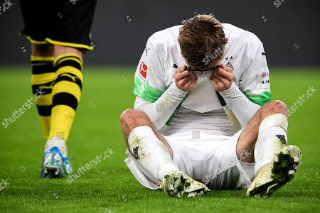 Editorial image of Borussia Dortmund vs Borussia Moenchengladbach, Germany - 19 Oct 2019