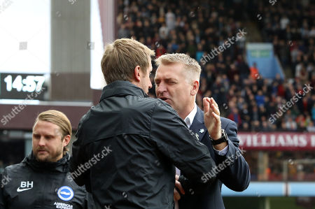 Graham Potter Head Coach of Brighton & Hove Albion