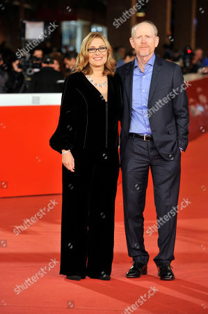 Ron Howard, Nicoletta Mantovani